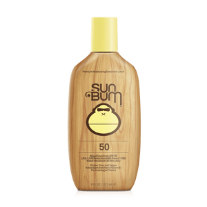 50 SPF Sun Bum Premium Moisturizing Sunscreen Lotion Sun Bum