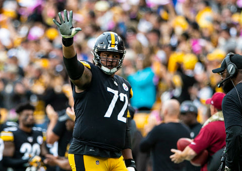 Pittsburgh, Zach Banner in Pittsburgh Steelers