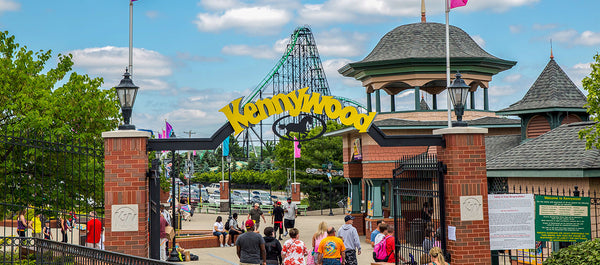 Exciting Things at Pittsburgh, The Kennywood Amusement Park