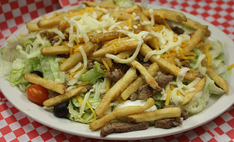 Foods in Pittsburgh, Pittsburgh Salad