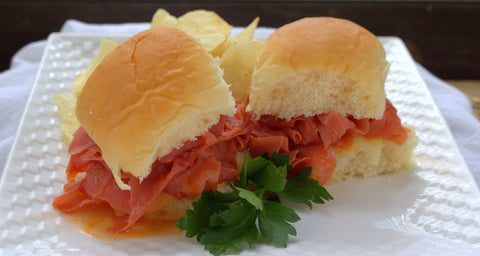 Foods in Pittsburgh, Chipped Ham Sandwich