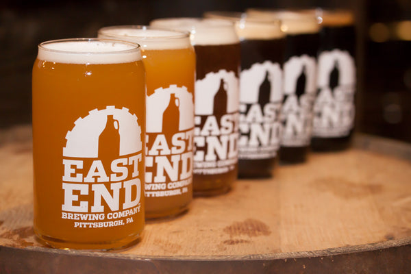 Pints of Beer at East End Brewing Company