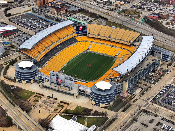 Aerial View of Heinz Field Pittsburgh