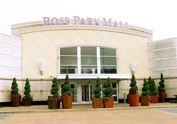 View of Ross Park Mall, Shopping at Ross Park Mall