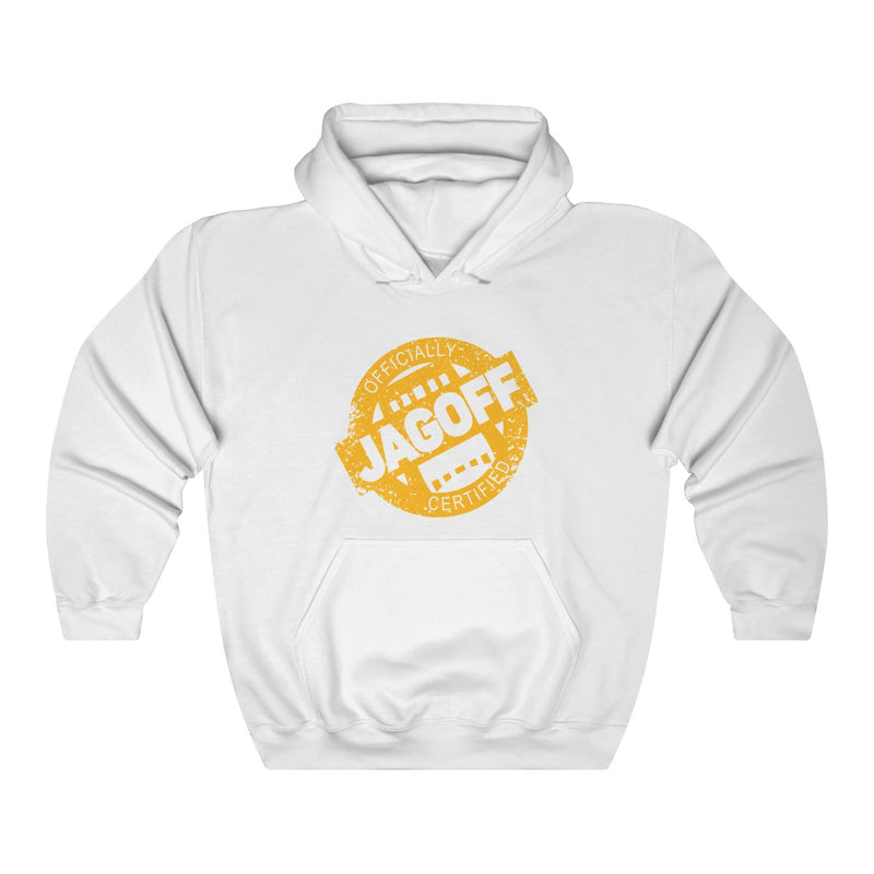 Certified Jagoff Hooded Sweatshirt Unisex Heavy Blend™