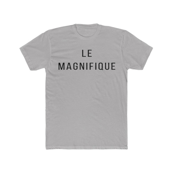 Le Magnifique Premium Fitted T-Shirt Black