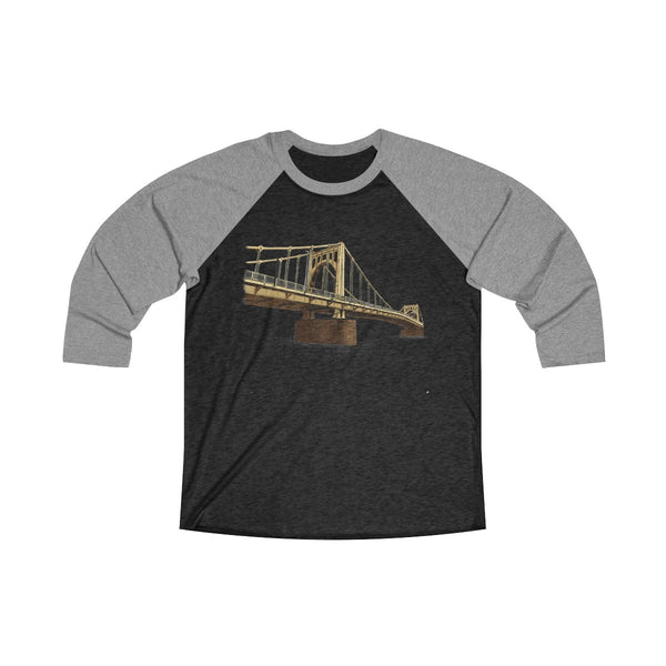 Pittsburgh Roberto Clemente Bridge Long Sleeve