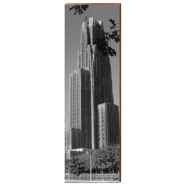 Cathedral Of Learning, 1920-YINZERshop.com