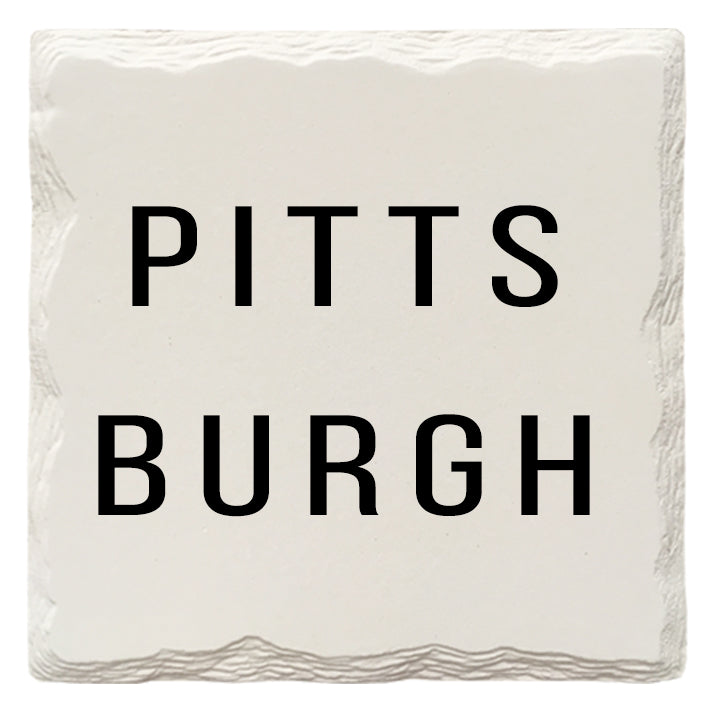 Pittsburgh | Drink Coasters