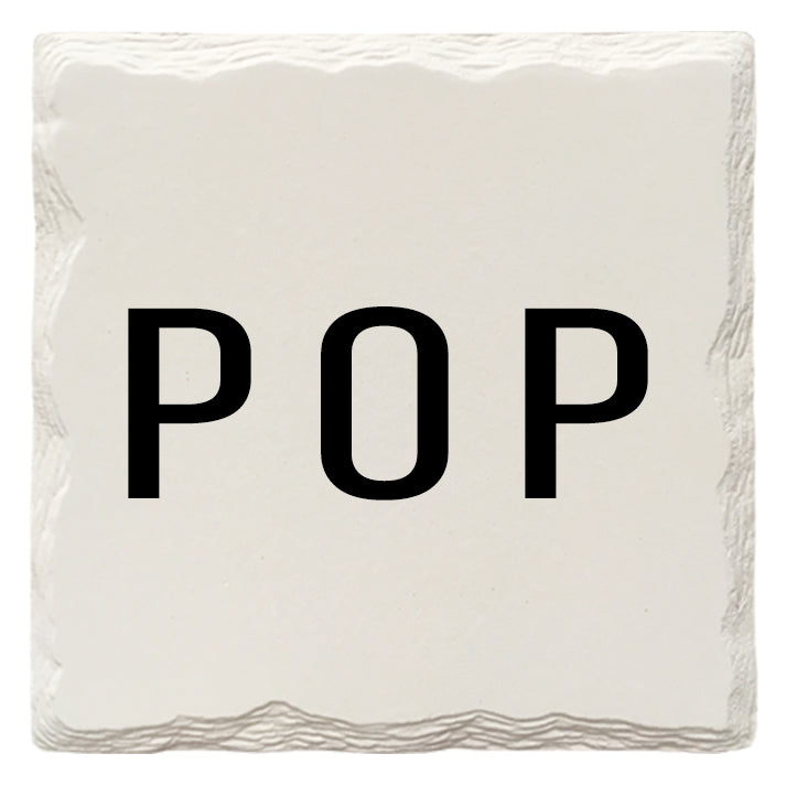POP | Drink Coasters