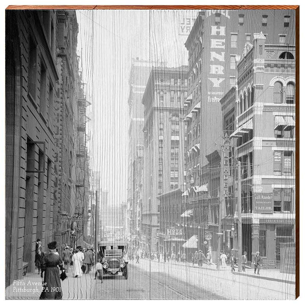 Fifth Avenue, 1901-YINZERshop.com