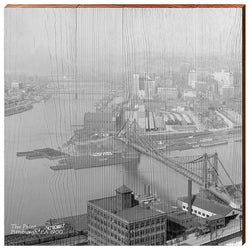 Smoggy Point, Pittsburgh, Pa, 1900-YINZERshop.com