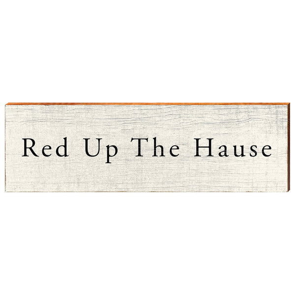 Red Up The Hause-YINZERshop.com
