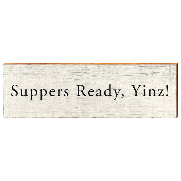 Suppers Ready, Yinz!-YINZERshop.com
