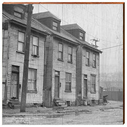 Pittsburgh Row Houses-YINZERshop.com