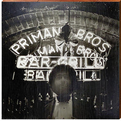 Primanti Bros. | Vintage Neon | Real Wood Sign