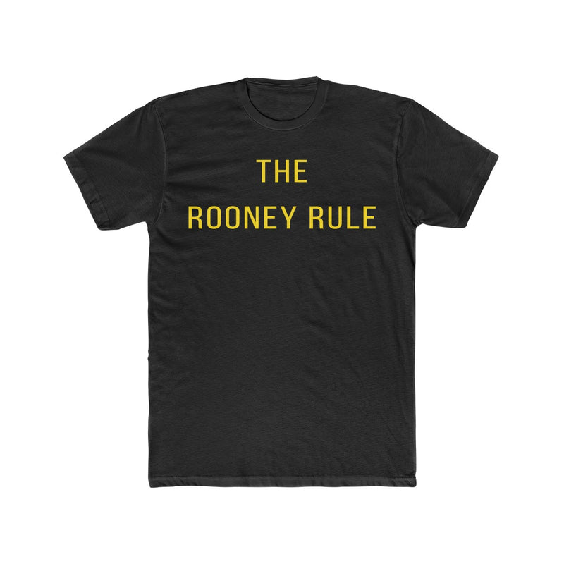 Pittsburgh THE ROONEY RULE T-Shirt