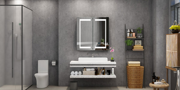 Mirror Cabinets (Medicine Cabinets)- Much More Than Just Storage