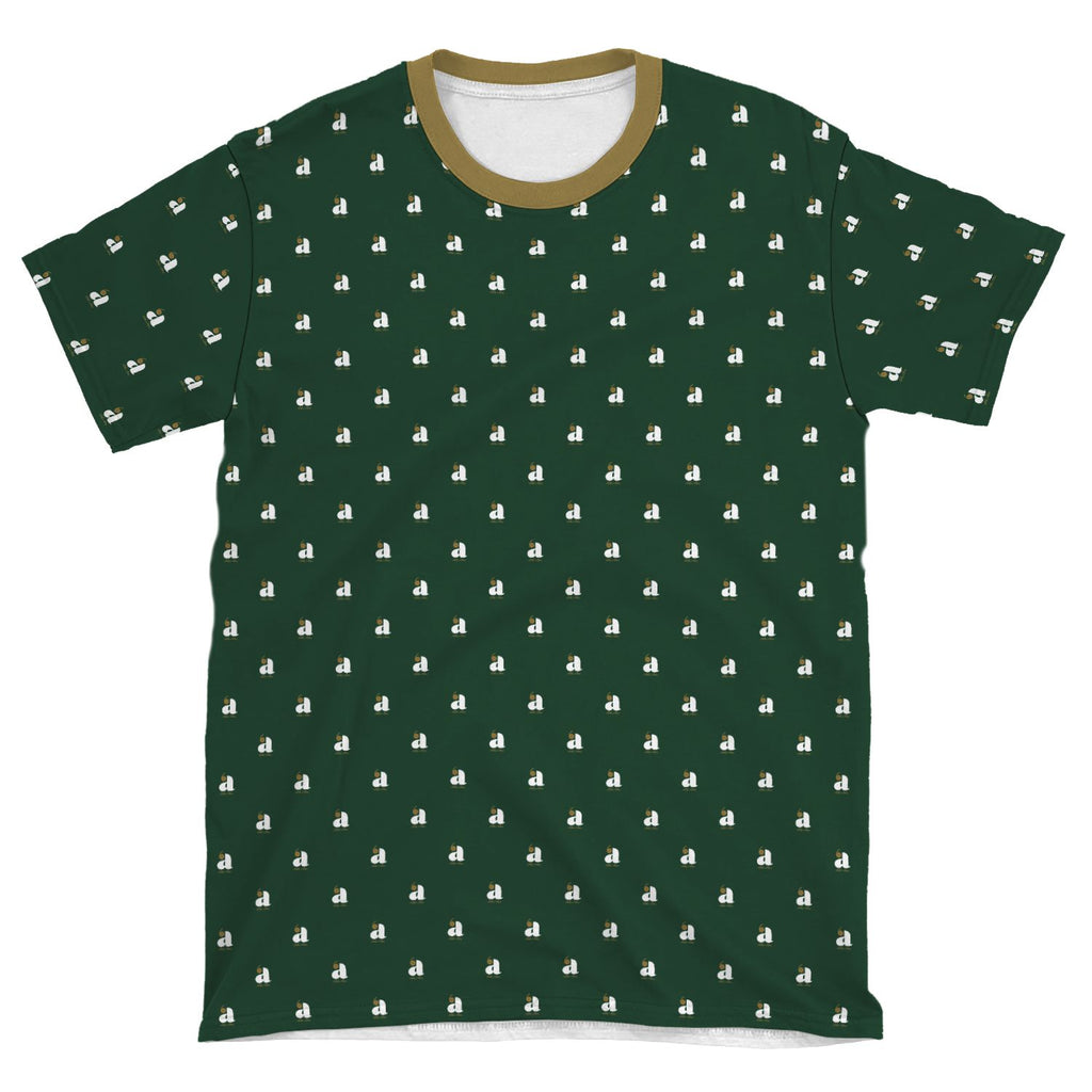Camiseta ANDERS Cambridge forest