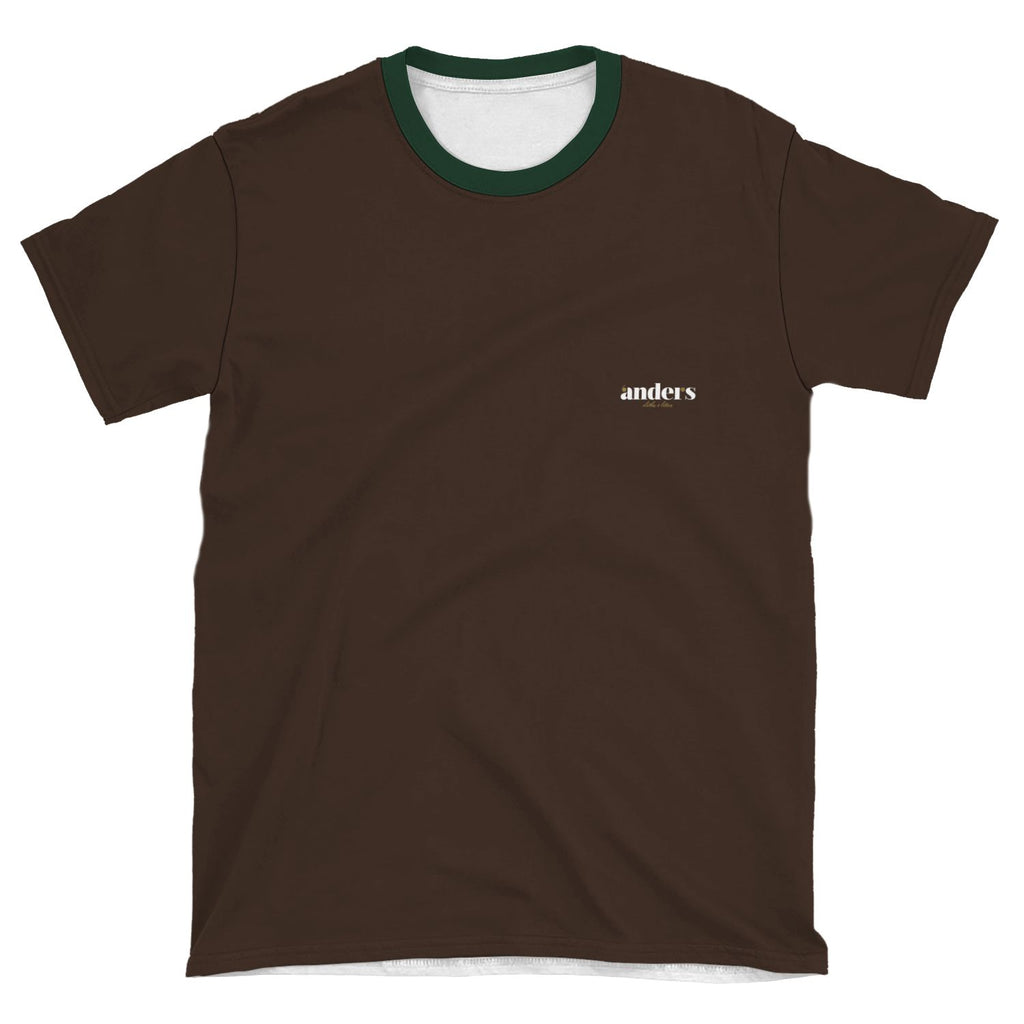 Camiseta ANDERS Hemingway brown