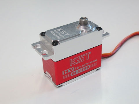 KST BLS359 brushless servo 21mm 30kg