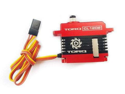 TORQ CL1208 Mini HV Coreless Servo