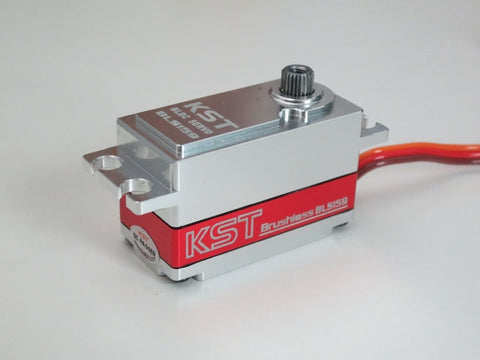 "KST BLS159 ""LowProfile"" Brushless-Servo 20mm 10.0kg"