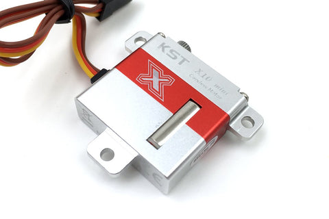 KST X10Mini 10mm 7.5kg HV Digital Wing Servo Coreless