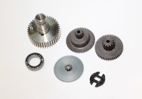 XPERT RC XGS73780 SERVO REPLACEMENT GEAR SET