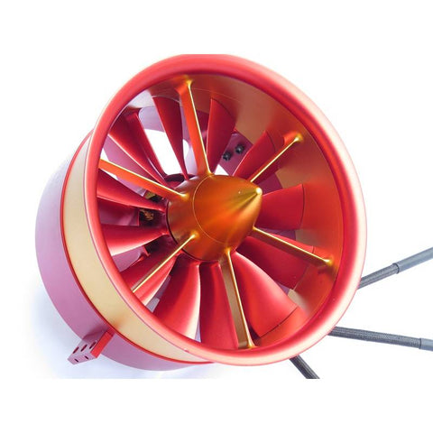 EDF Ducted Fan JP Hobby 120mm + 12s Motor 760KV (CW)