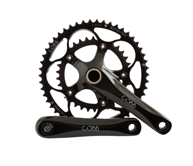 ALLOY GXP SHORTCRANKS