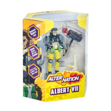 Alter Nation Albert VII Action Figure Packaging