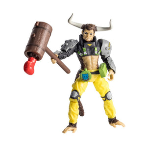 Alter Nation Albert VII Action Figure with Boxing Glove Mallet