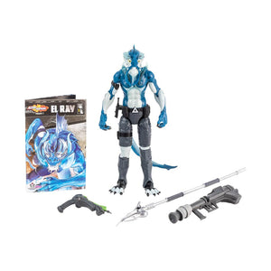 Alter Nation El Ray Action Figure Full Accessories