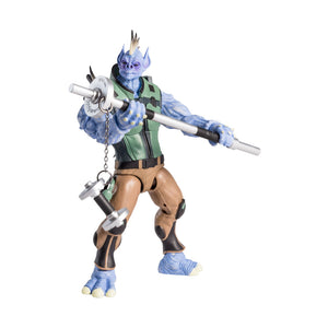 Alter Nation Quillroy Action Figure with Barbell Flail