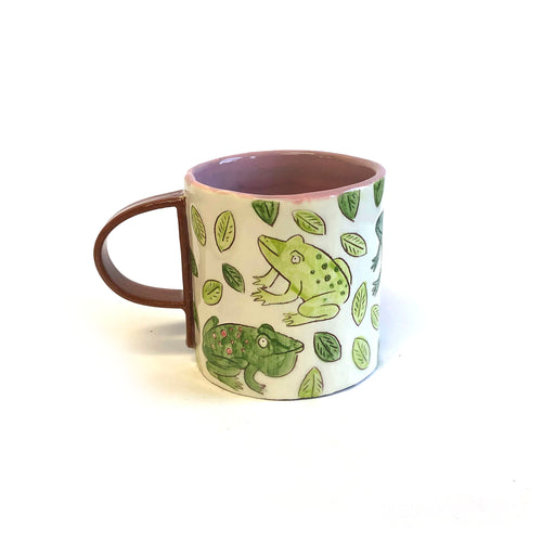 What's It Like, Being a Frog? Mug