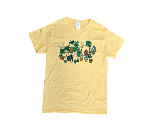 All My Friends Are Plants Tee