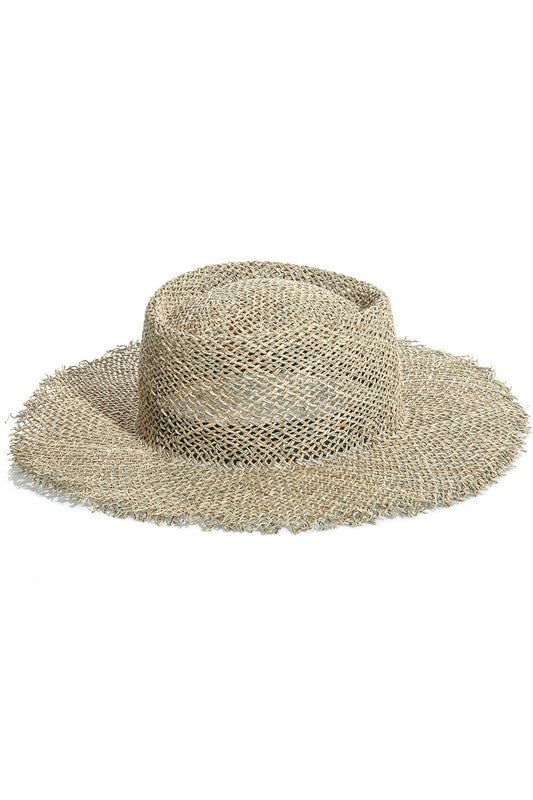 Round Rock Grass Hat