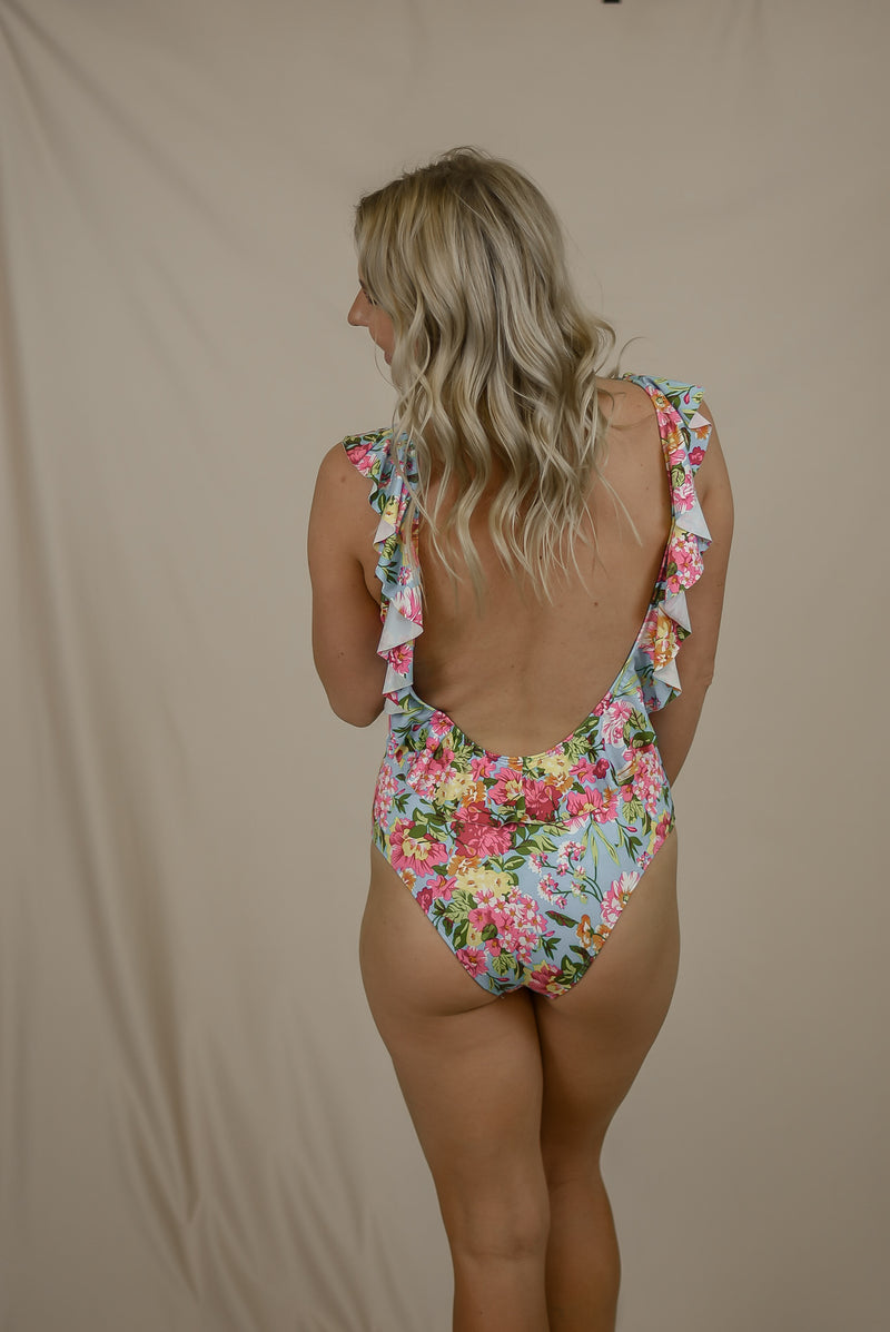 All About Blooming One Piece