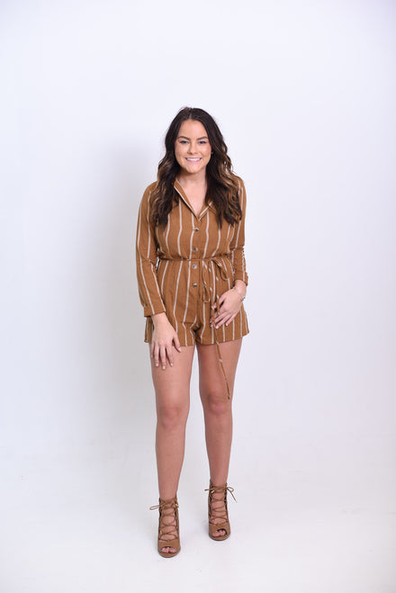 Business Lady Romper