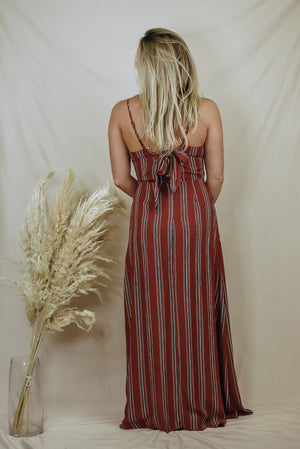See the Sunset Dress