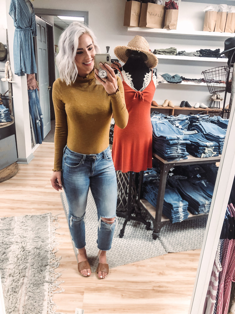 With a Side of Mustard Top