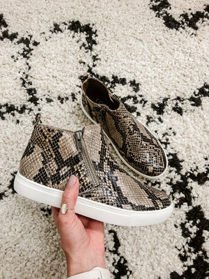 All Snake Sneakers