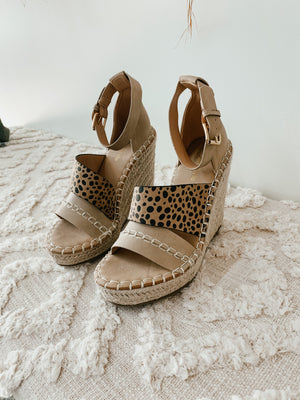 Walk On The Wild Side Wedges