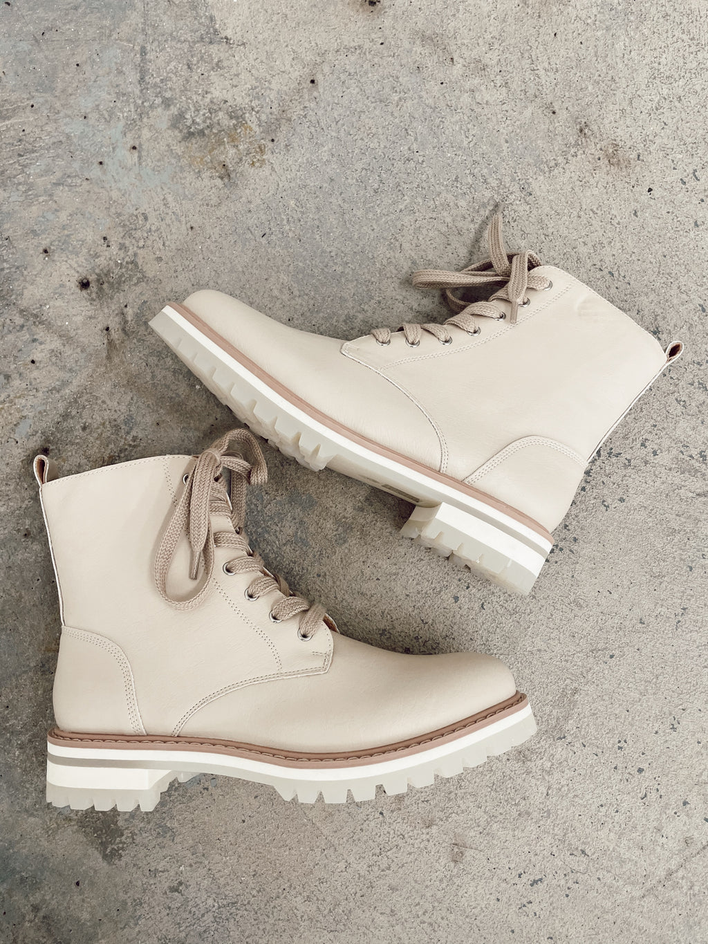 Combat Spring Boots