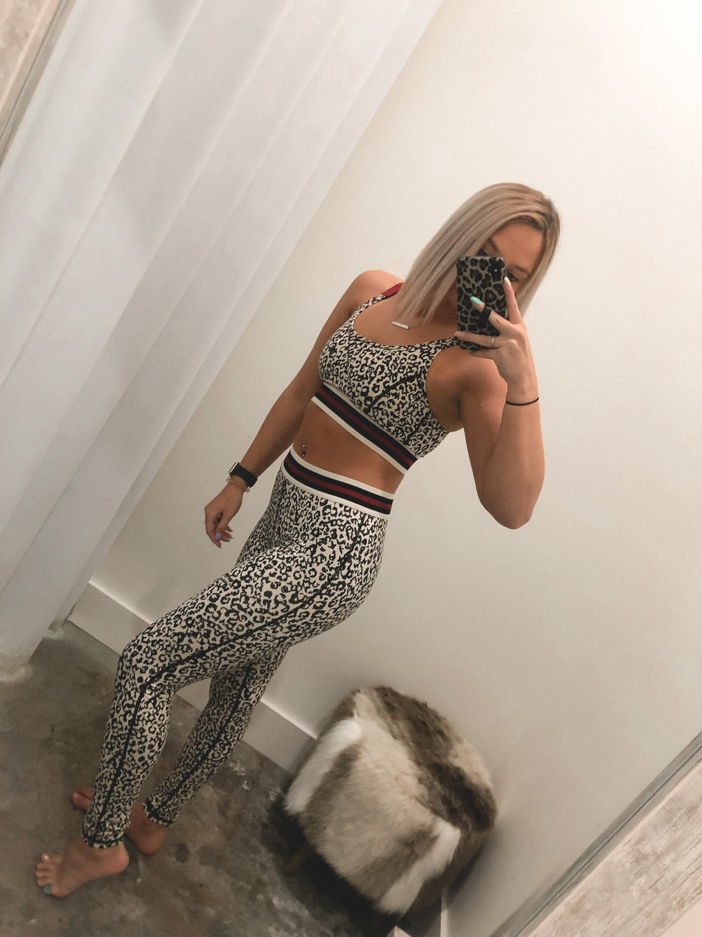 Lovin Leopard Leggings