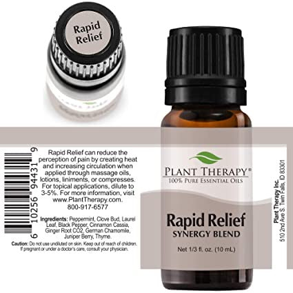 Rapid Relief 10 ml