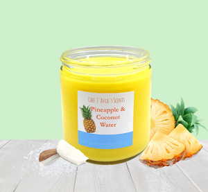 16 oz All Natural Soy Wax Candles