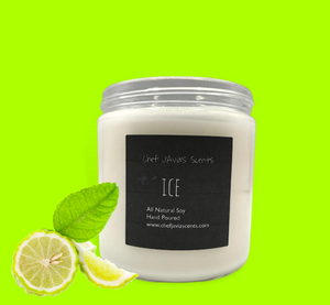 Ice All Natural Soy Candle