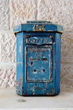 Load image into Gallery viewer, French antique letterbox